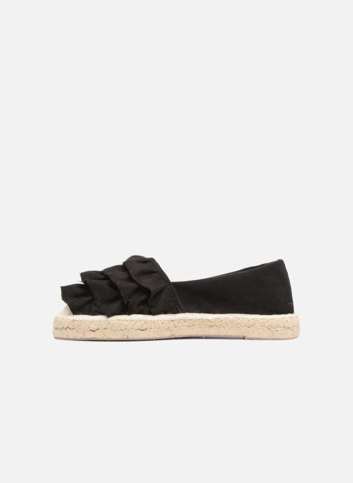 Espadrilles I Love Shoes MCDRILLE schwarz ansicht von vorne