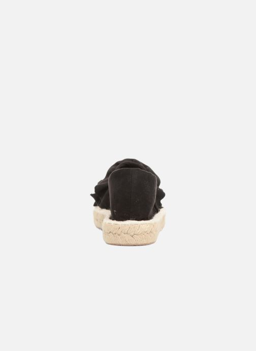 Espadrilles I Love Shoes MCDRILLE schwarz ansicht von rechts