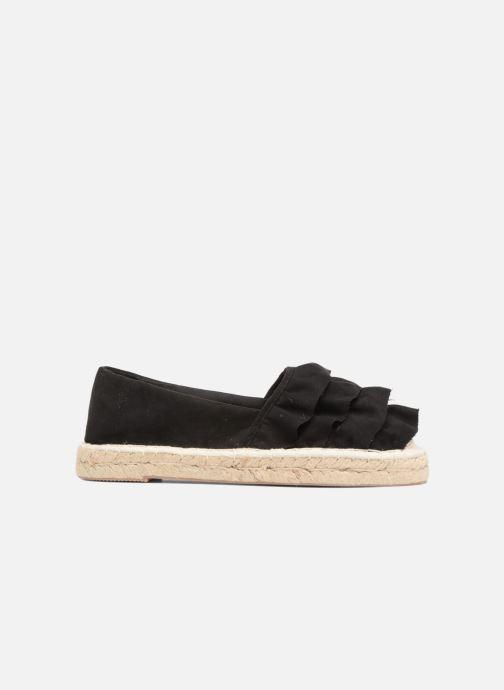 Espadrilles I Love Shoes MCDRILLE schwarz ansicht von hinten