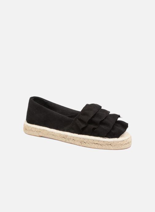 Alpargatas I Love Shoes MCDRILLE Negro vista de detalle / par