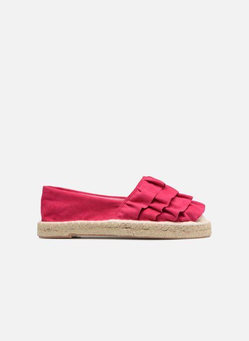 Espadrilles I Love Shoes MCDRILLE Roze achterkant