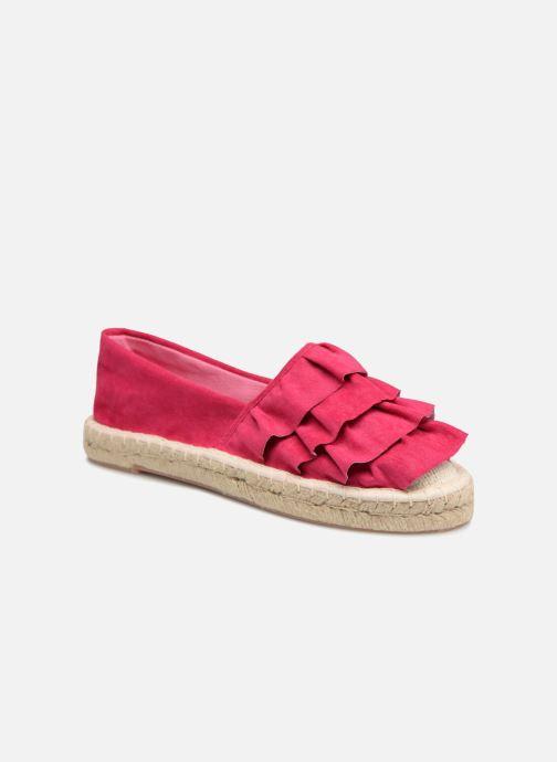 Espadrilles I Love Shoes MCDRILLE Rose vue détail/paire