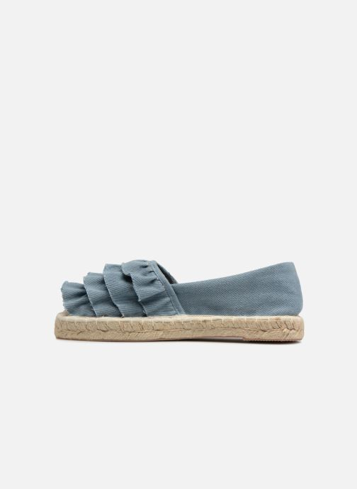 Espadrilles I Love Shoes MCDRILLE Bleu vue face