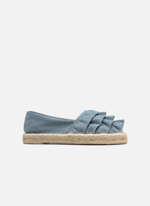 Alpargatas I Love Shoes MCDRILLE Azul vistra trasera