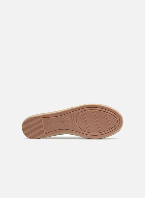 Espadrilles I Love Shoes MCDRILLE Bleu vue haut