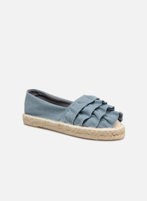 Espadrilles I Love Shoes MCDRILLE Bleu vue détail/paire