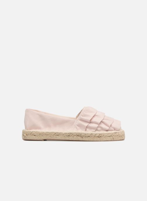 Alpargatas I Love Shoes MCDRILLE Rosa vistra trasera