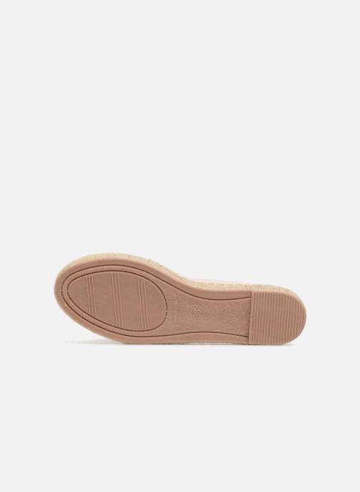 Alpargatas I Love Shoes MCDRILLE Rosa vista de arriba
