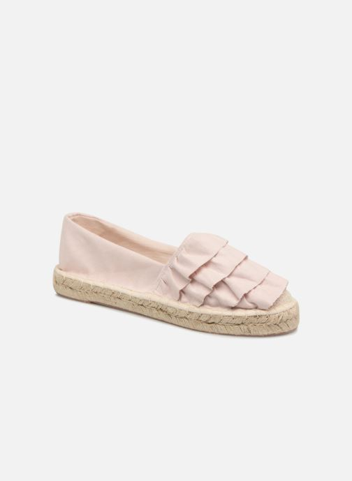 Espadrilles I Love Shoes MCDRILLE Pink detailed view/ Pair view
