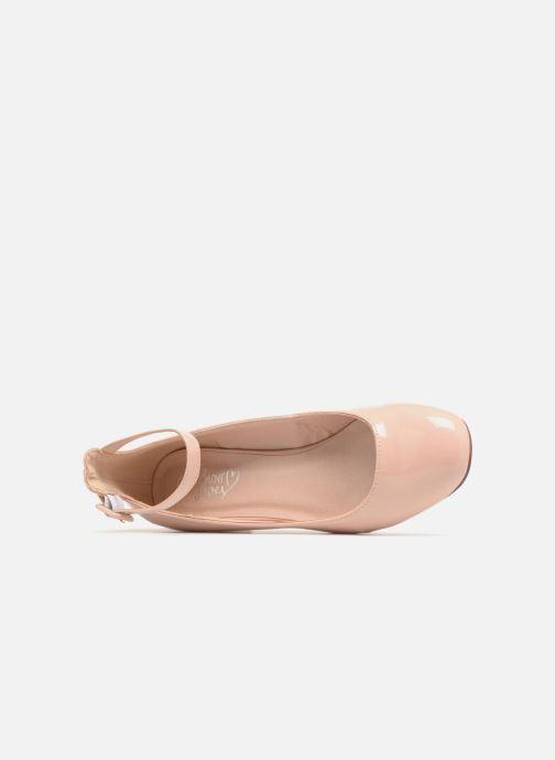 Zapatos de tacón I Love Shoes MCBOBY Rosa vista lateral izquierda