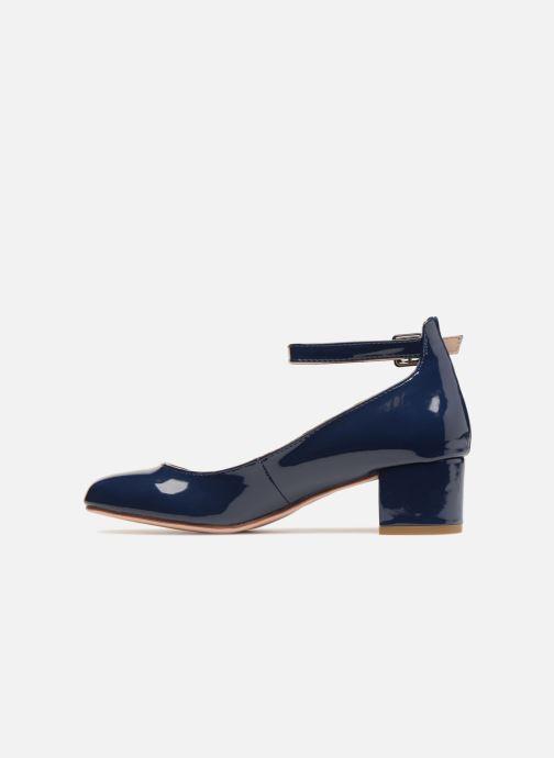 Escarpins I Love Shoes MCBOBY Bleu vue face