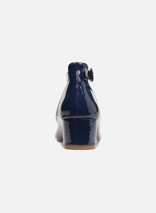 Escarpins I Love Shoes MCBOBY Bleu vue droite