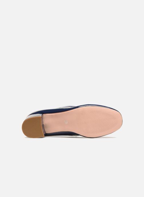 Escarpins I Love Shoes MCBOBY Bleu vue haut