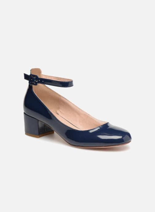 Escarpins I Love Shoes MCBOBY Bleu vue détail/paire