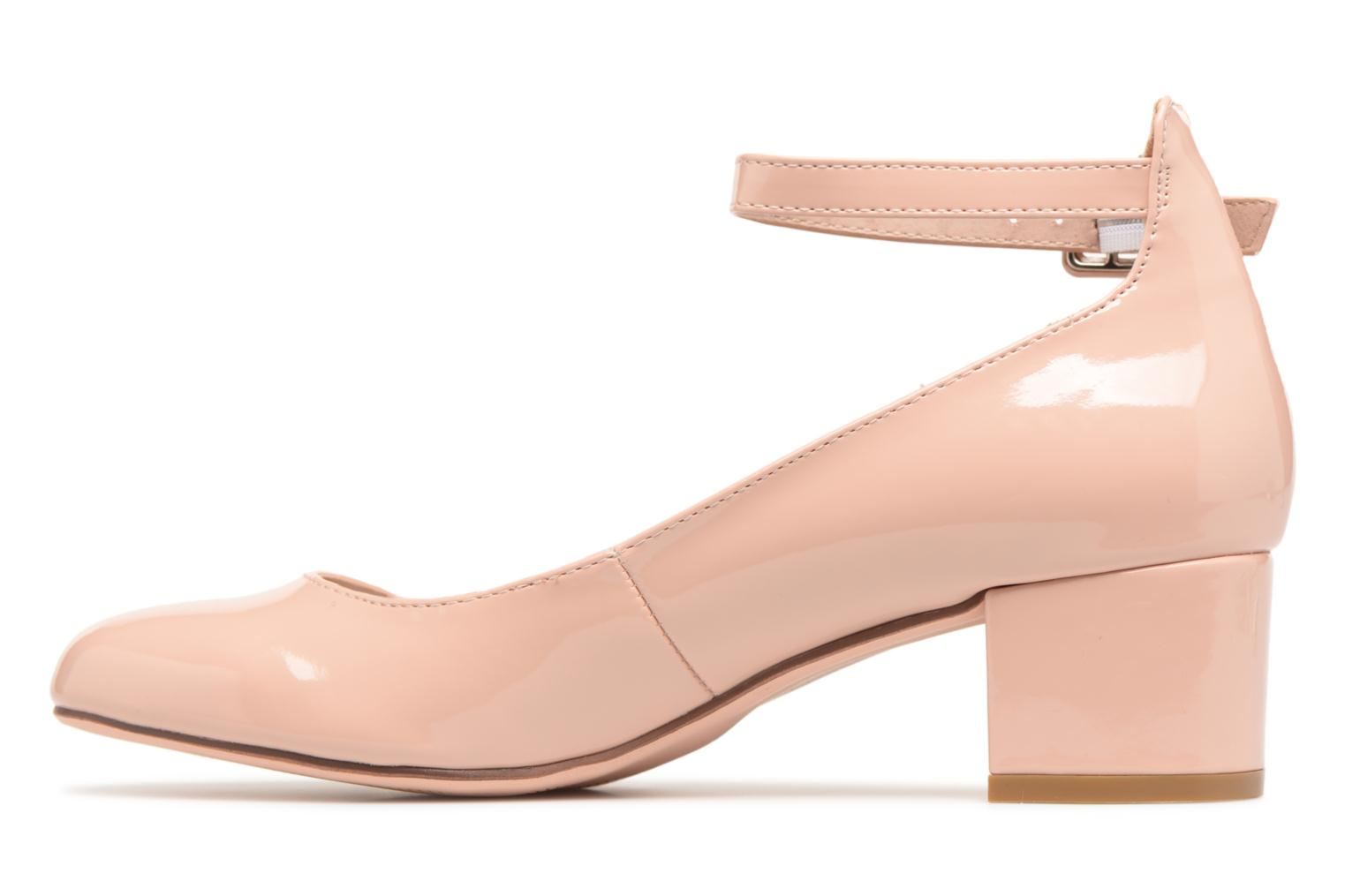 Ballet pumps I Love Shoes MCBOBY Pink front view