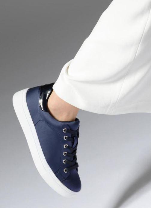 Baskets I Love Shoes MCOLINA Bleu vue bas / vue portée sac