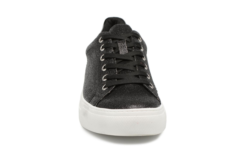 Baskets I Love Shoes MCOLINA Noir vue portées chaussures