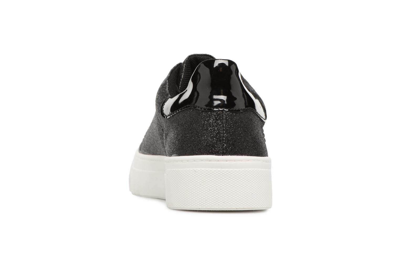 Baskets I Love Shoes MCOLINA Noir vue droite