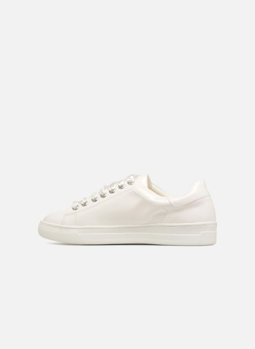 Sneakers I Love Shoes MCSATIN Bianco immagine frontale