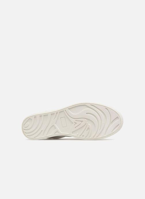 Sneakers I Love Shoes MCSATIN Bianco immagine dall'alto
