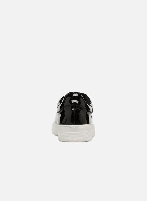 Baskets I Love Shoes MCSATIN Noir vue droite