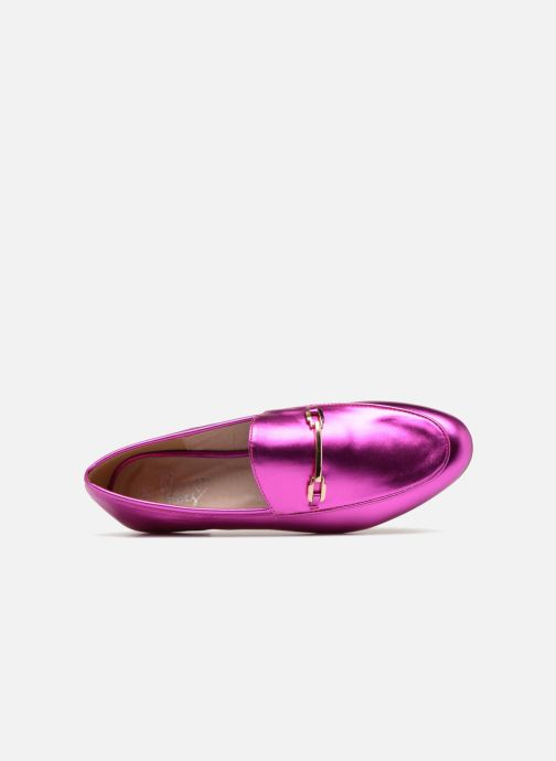 Mocasines I Love Shoes MCMOCA Rosa vista lateral izquierda