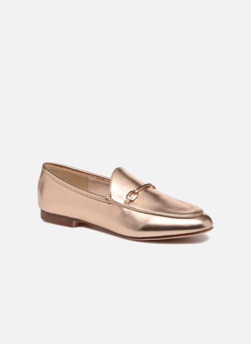 Mocassins I Love Shoes MCMOCA Or et bronze vue détail/paire