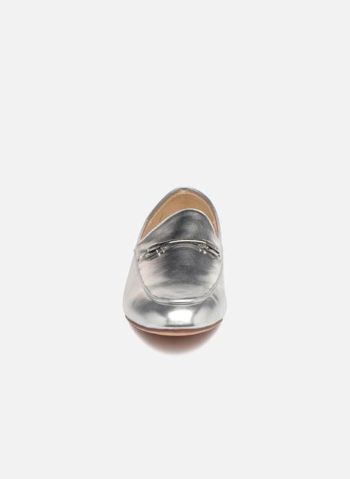 Mocassini I Love Shoes MCMOCA Argento modello indossato