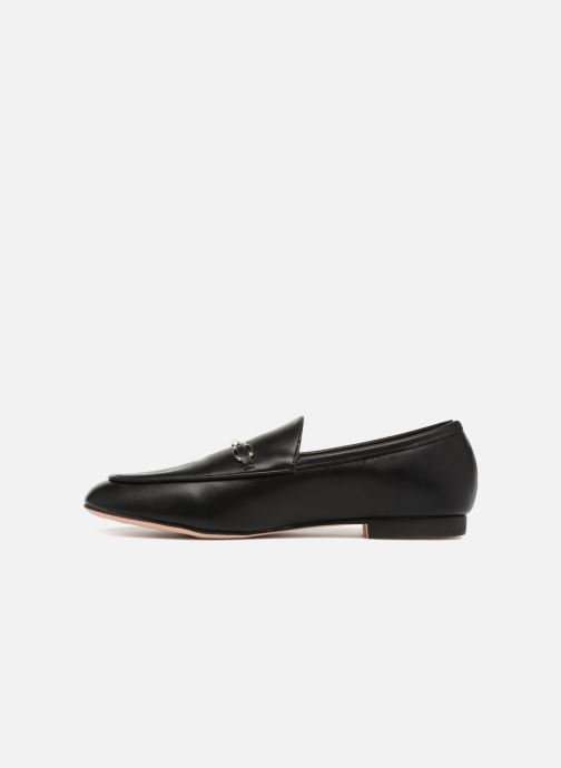 Loafers I Love Shoes MCMOCA Black front view