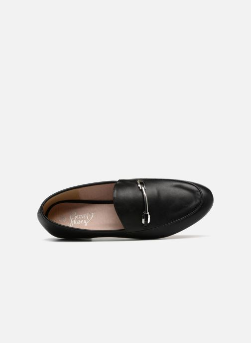 Loafers I Love Shoes MCMOCA Black view from the left