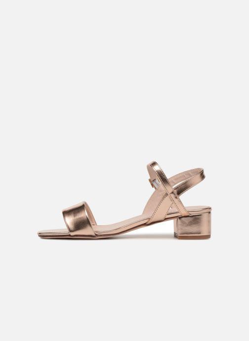 Sandalias I Love Shoes MCANI Rosa vista de frente