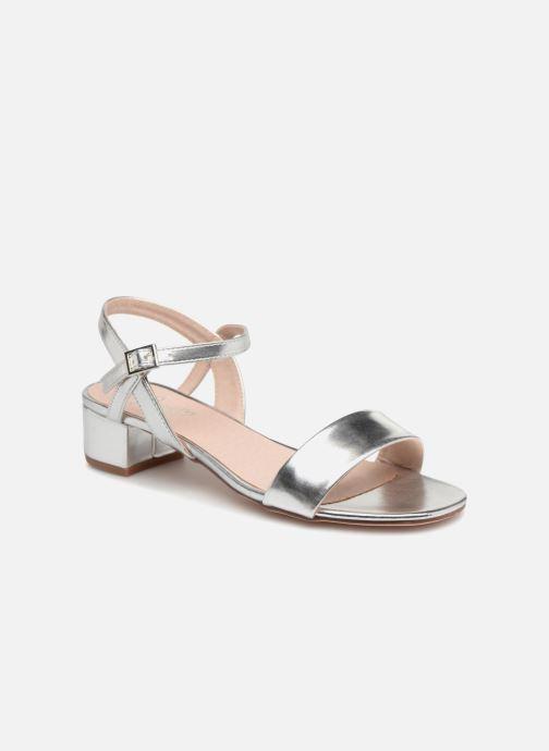 Sandales et nu-pieds I Love Shoes MCANI Argent vue détail/paire