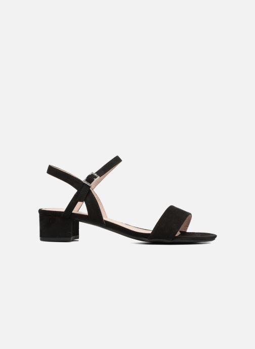 Sandales et nu-pieds I Love Shoes MCANI Noir vue derrière