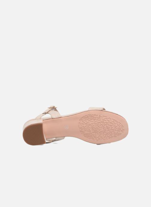 Sandalias I Love Shoes MCANI Rosa vista de arriba
