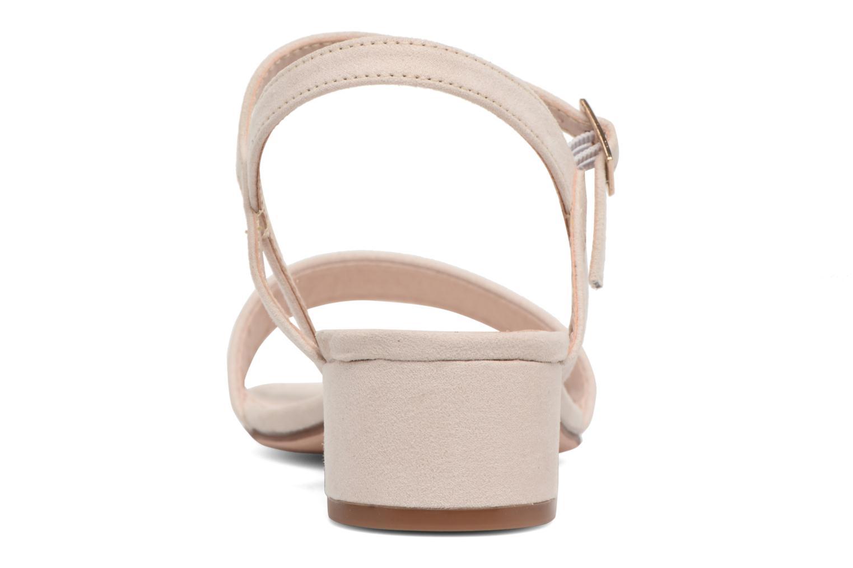 Sandales et nu-pieds I Love Shoes MCANI Rose vue droite