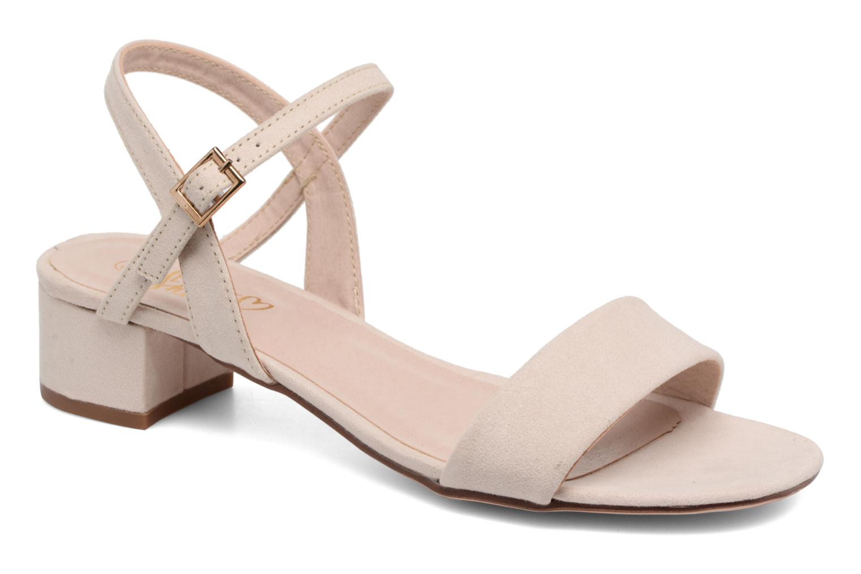 Sandales et nu-pieds I Love Shoes MCANI Rose vue détail/paire