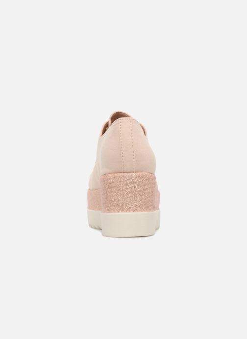 Veterschoenen I Love Shoes Thasty Roze rechts