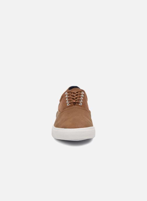 Baskets I Love Shoes Thomelo Marron vue portées chaussures