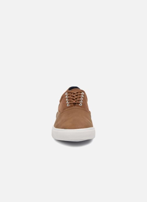 Baskets I Love Shoes Thomelo Marron vue portées chaussures