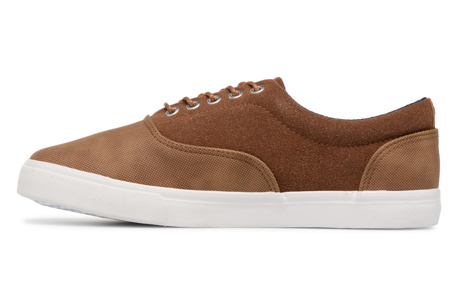 Trainers I Love Shoes Thomelo Brown front view