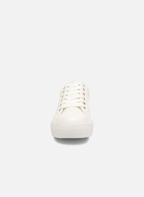 Baskets I Love Shoes Thalinda Blanc vue portées chaussures