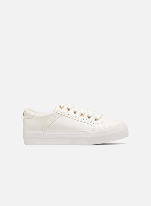 Baskets I Love Shoes Thalinda Blanc vue derrière