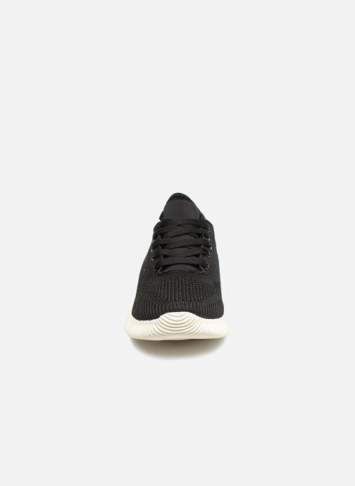 Baskets I Love Shoes Thovani Noir vue portées chaussures