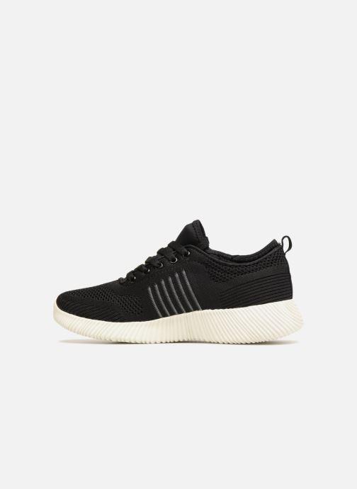 Baskets I Love Shoes Thovani Noir vue face