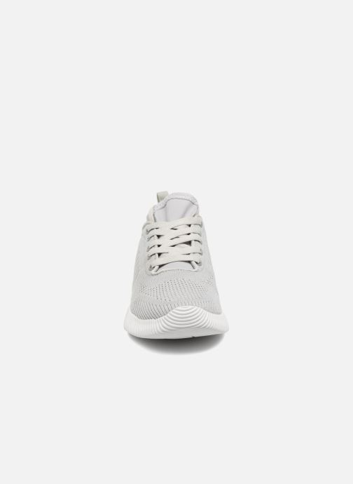 Baskets I Love Shoes Thovani Gris vue portées chaussures