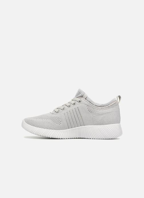 Sneakers I Love Shoes Thovani Grijs voorkant