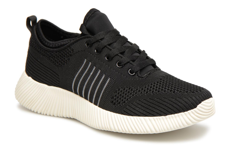 I Love Shoes Thovani (Negro) - Deportivas en Más Más Más cómodo Gran descuento 2d092b