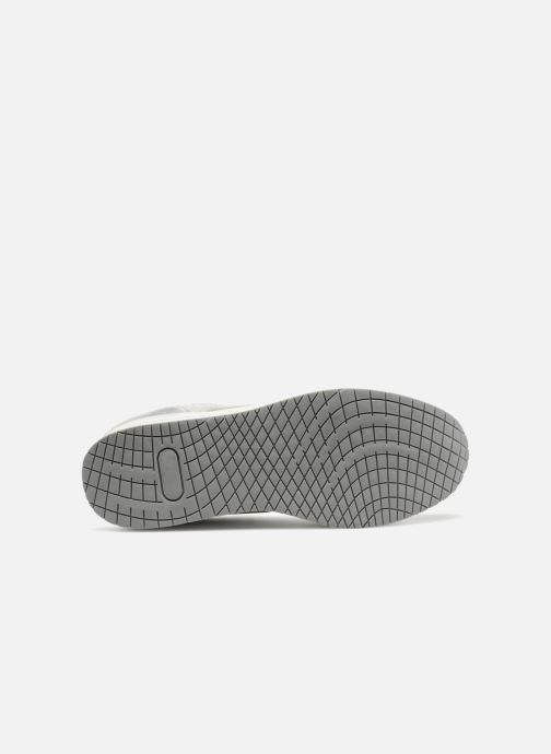 Baskets I Love Shoes Thichapi Argent vue haut
