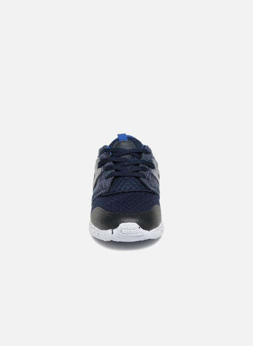 Trainers I Love Shoes Thiminet Blue model view