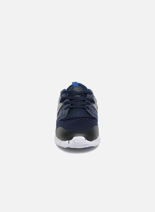 Baskets I Love Shoes Thiminet Bleu vue portées chaussures